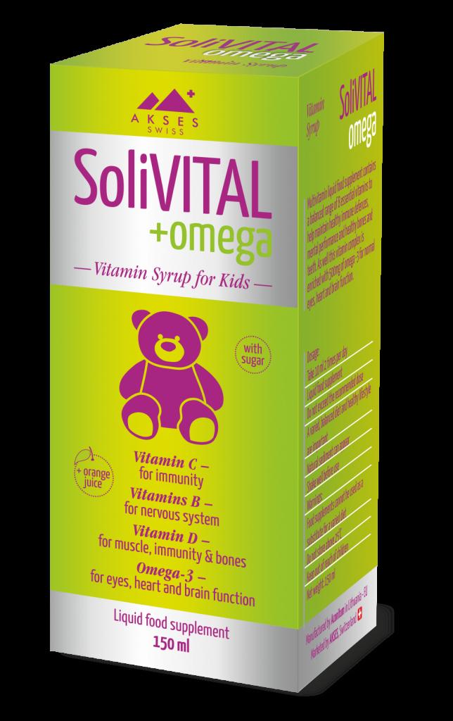 SoliVital + Omega